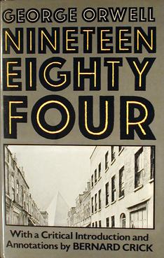 nineteen eighty four critical essays