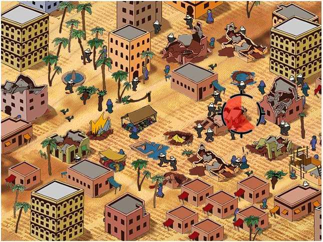 Online Iraq War Simulator - Resistance is Futile!