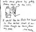 Airline Complaint about Toilets