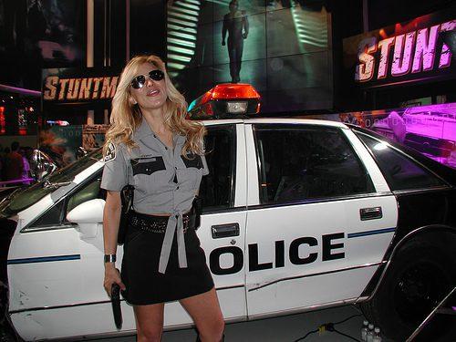 Blonde Cop 6