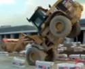 Excavator-Wheelie