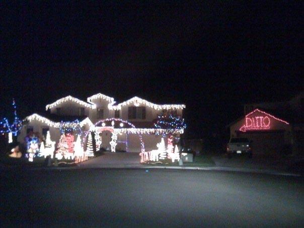 Christmas Lights - Ditto