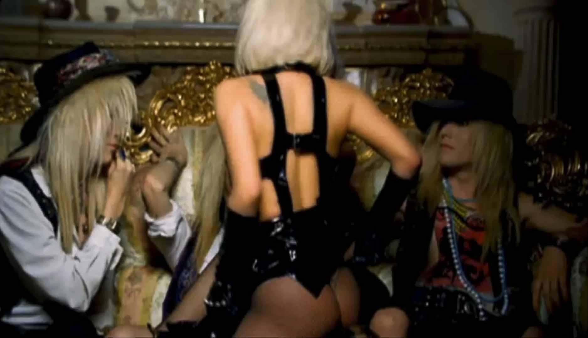 Lady Gaga har da ei lekker sprettrumpe, en Guds gave til mannen? thumbnail
